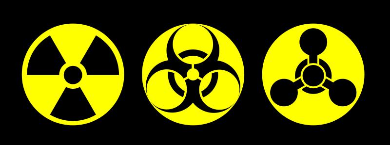 Toxic Waste Biohazard Symbol 1397038 Png 800 299 Chemical Weapon Graffiti Wallpaper Iphone Symbols