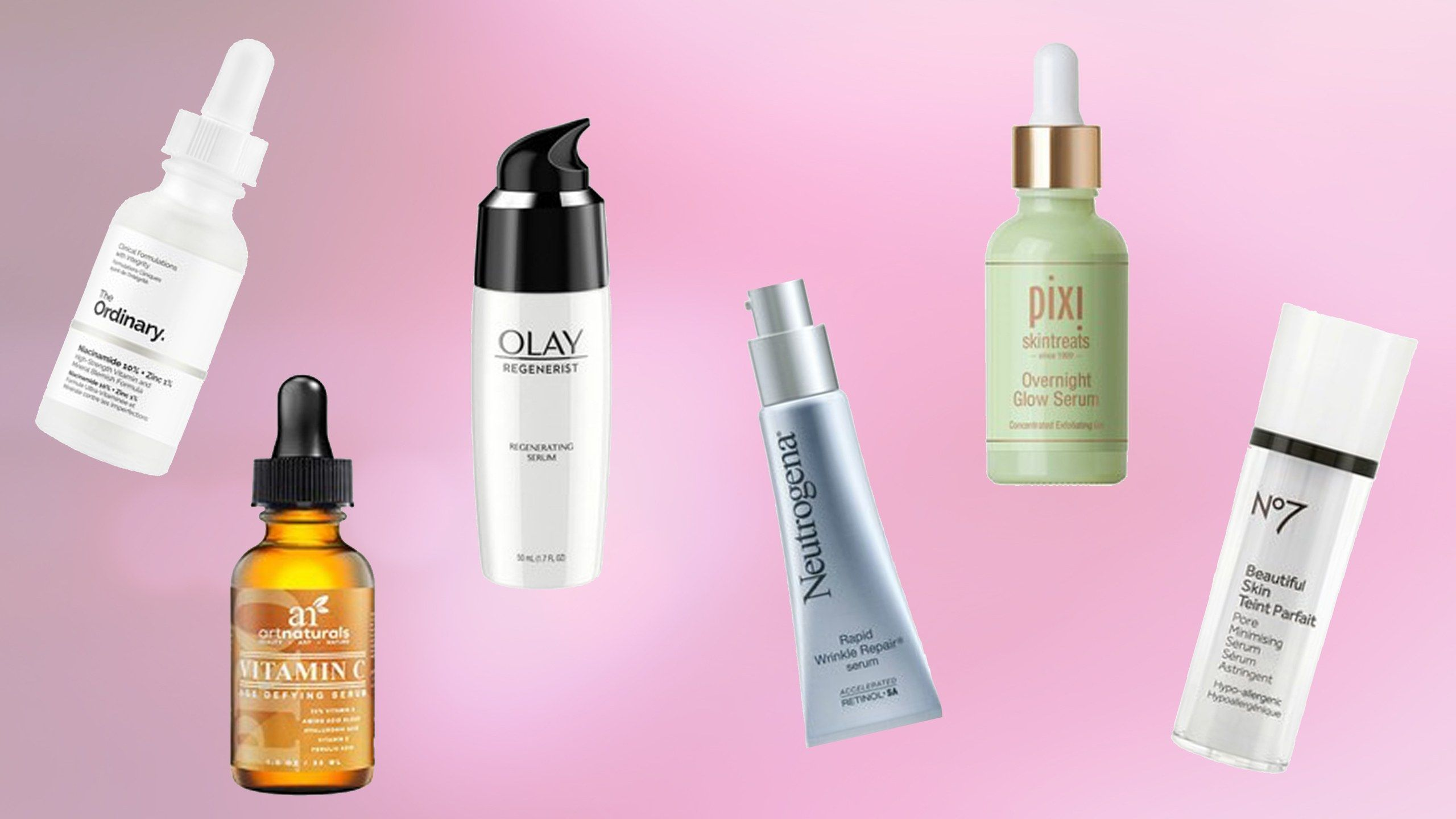 These Are The Best Face Serums Under 30 Best Face Serum Face