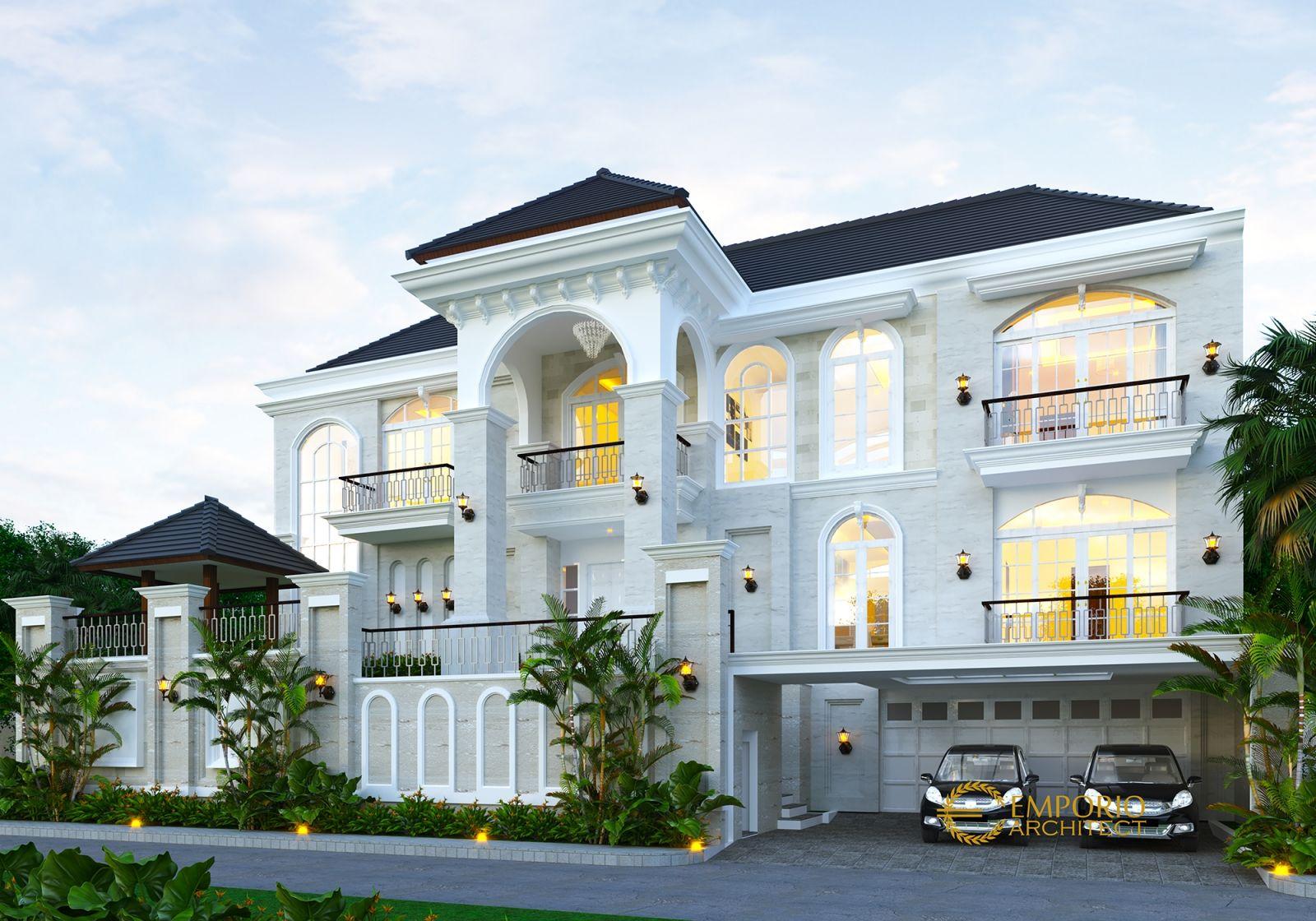 Jasa Arsitek Jakarta Desain Rumah Bapak Darwis Jasa Arsitek Desain Rumah Berkualitas Desain Villa Bali Modern Tropis Pr Desain Rumah Rumah Indah Home Fashion