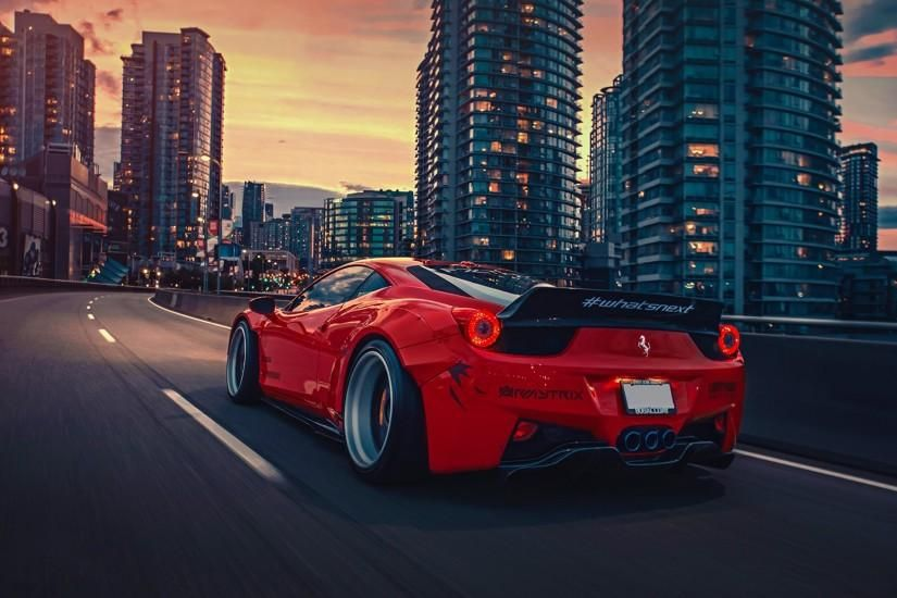 Hd Wallpaper Background Id 658896 Ferrari 458 Ferrari 458 Italia Car Wallpapers