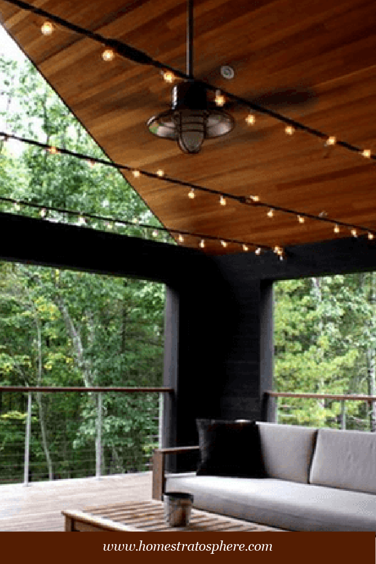 12 Different Types of Outdoor Hanging Lights (Ultimate Buying Guide) -