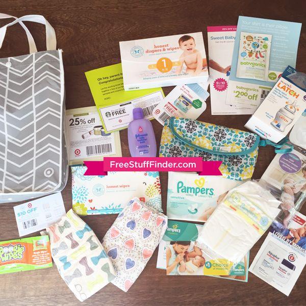 target baby registry bag