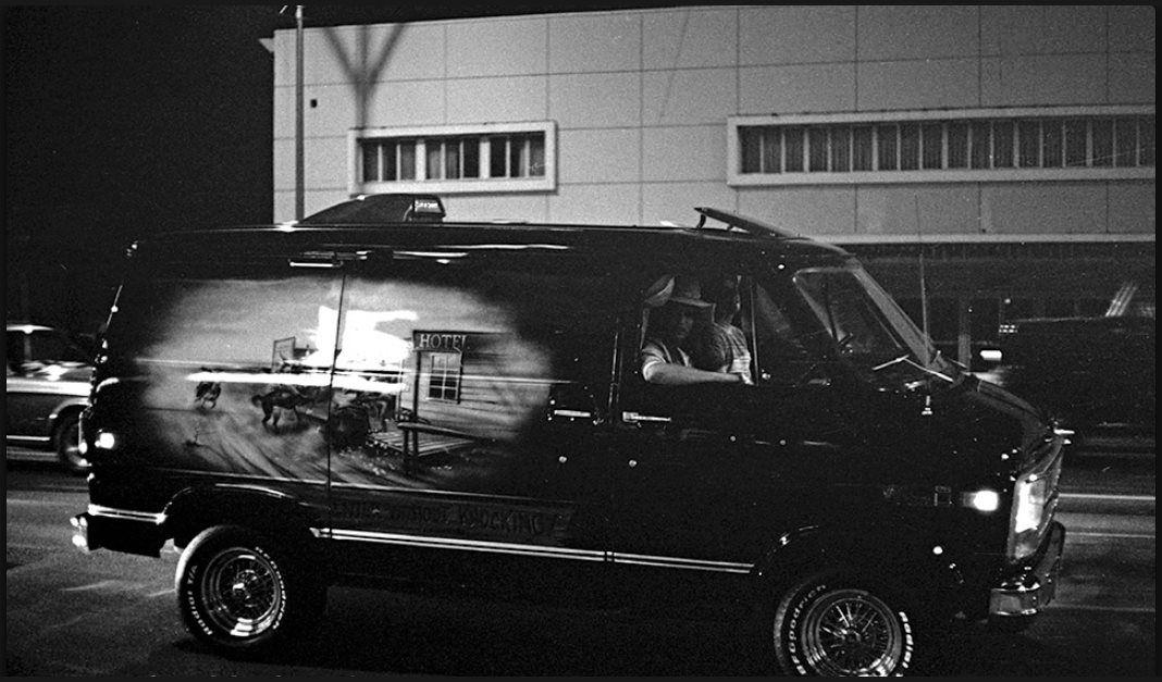 Cruising Van Nuys Blvd 1979 Chevy Van Vans Van Nuys