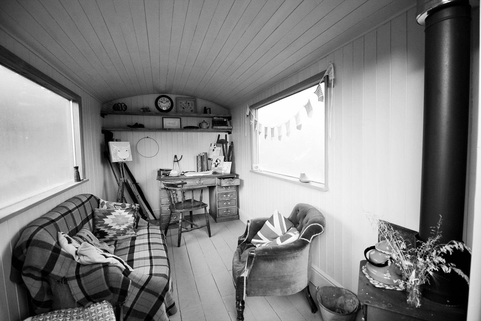 Contemporary Shepherds Huts / Thomas Alabaster – nowoczesna STODOŁA | wnętrza & DESIGN | projekty DOMÓW | dom STODOŁA