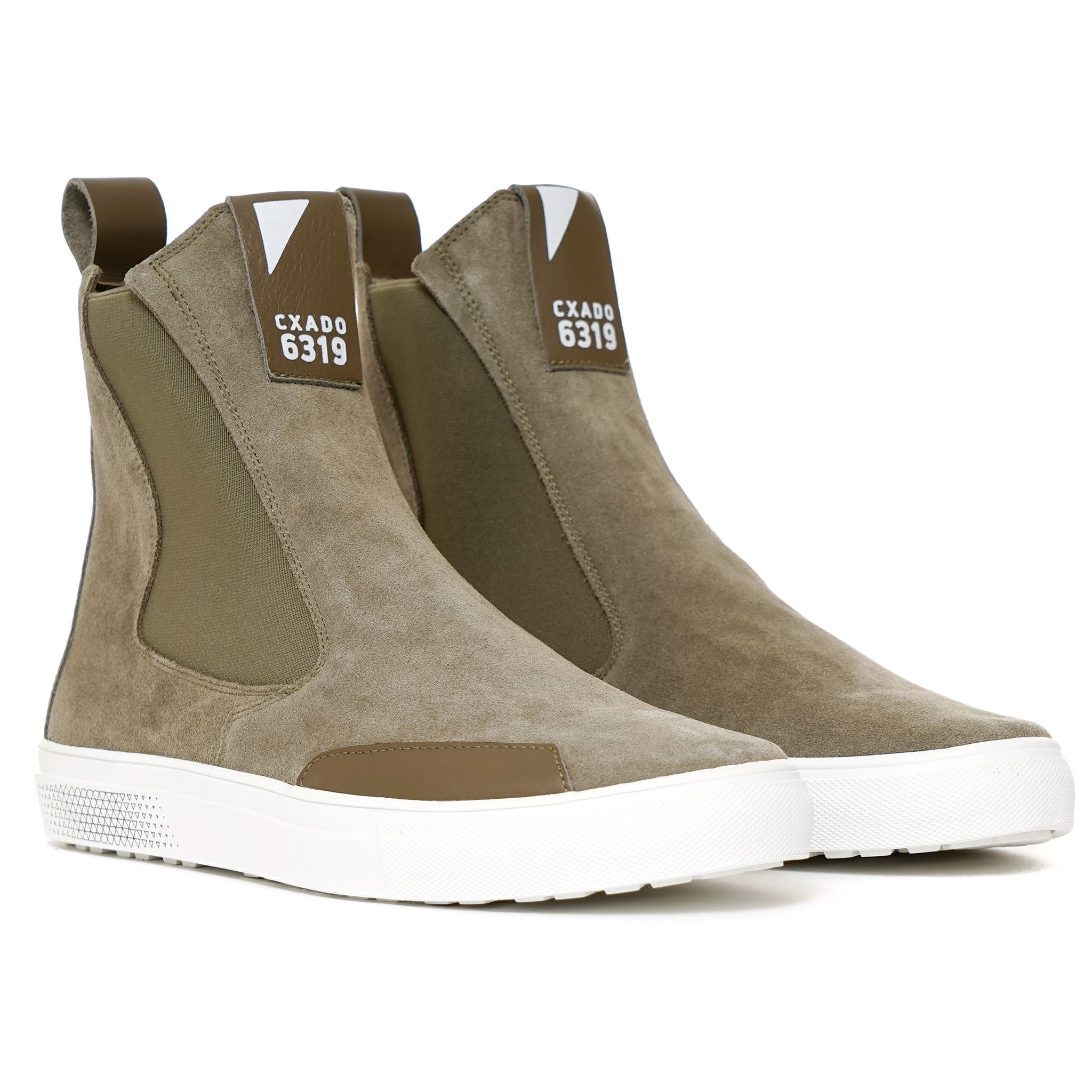 Stone Island Shadow Project Slip-On Boot (550$)