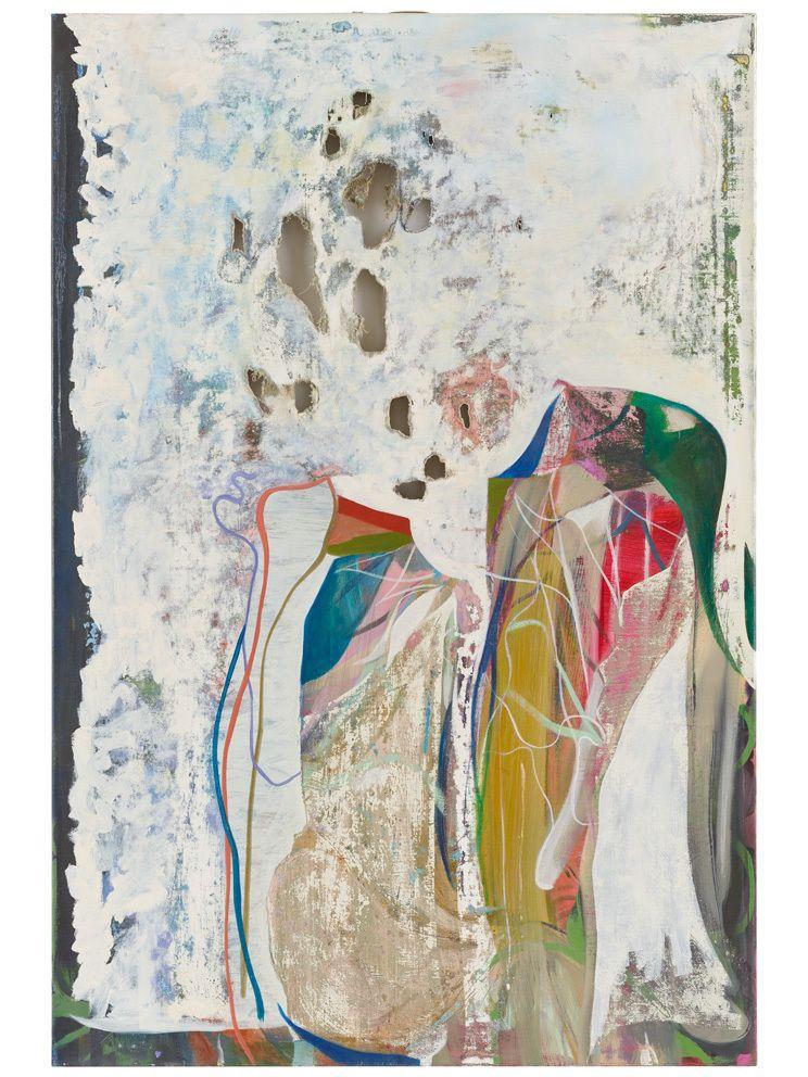 Wolfgang Betke So Ist Die Lage 2005 Setareh Gallery Artwork Painting Artsy