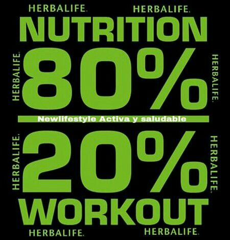 It S 80 Nutrition And 20 Fitness And 100 Dedication Goherbalife Com Tianavaldespino En Us Herbalife Nutrition Club Herbalife Motivation