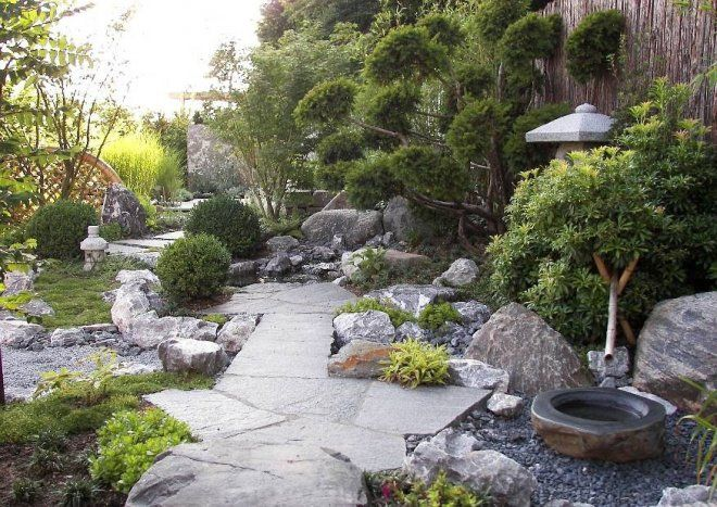 Kleinen japanischen Garten selber anlegen, Anleitung ...
