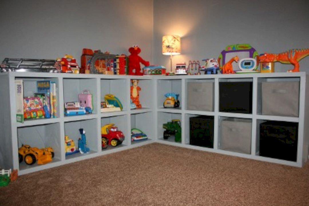 Diy Toy Organizer Diy Toy Storage Ideas Perfect For Small Spaces