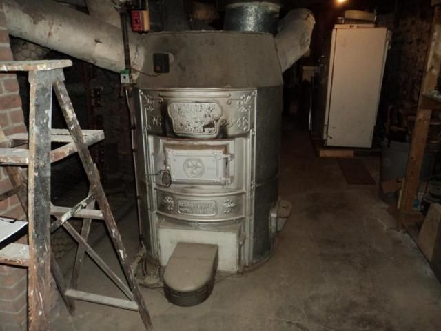 Such Intricate Detail Furnace