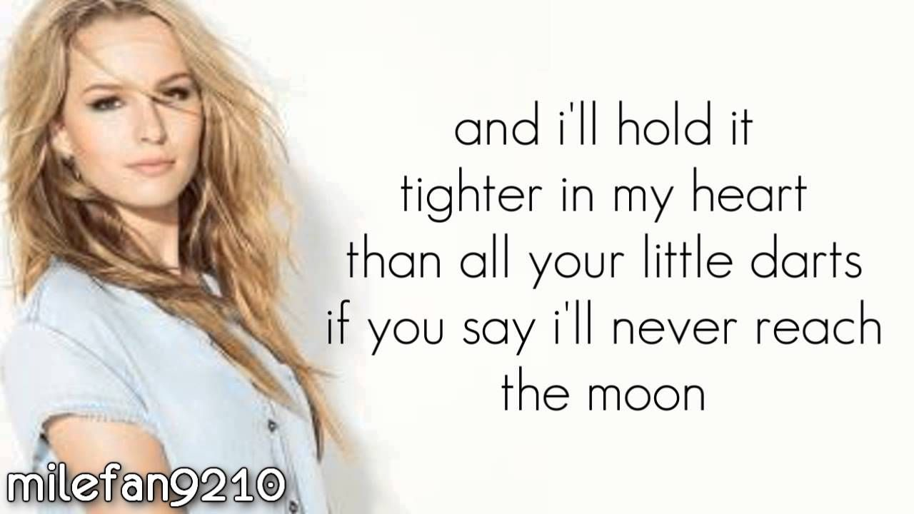 Bridgit Mendler Postcard Lyrics Hello My Name Is Album Lyrics Bridgit Mendler Hello My Name Is