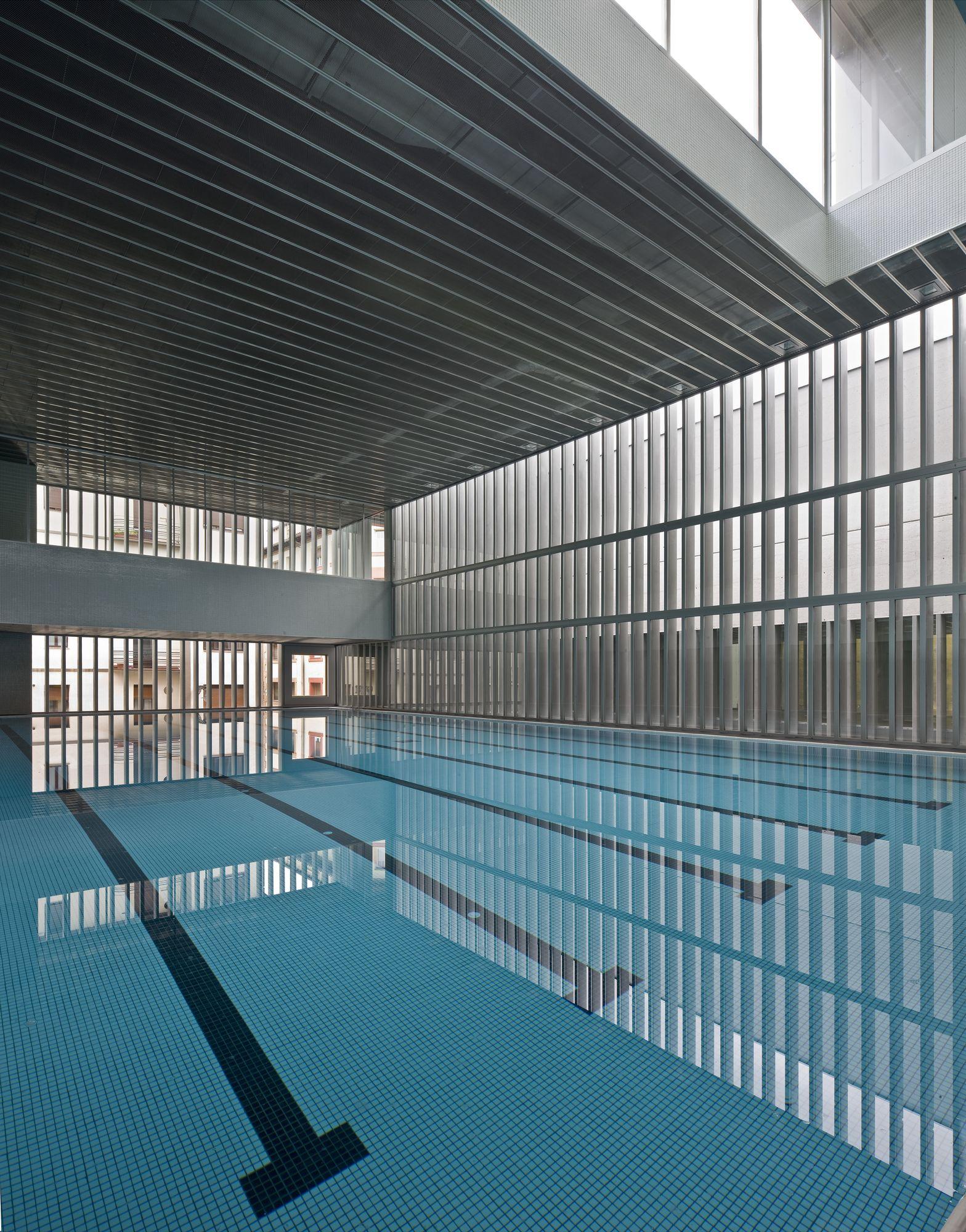 Galería - Centro Hidtrotermal Aquavox / Otxotorena - 9