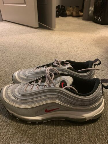 Details about Nike Air Max 97 Mens Trainers Sneakers Shoes UK Size 6 ... 0b7db81a7