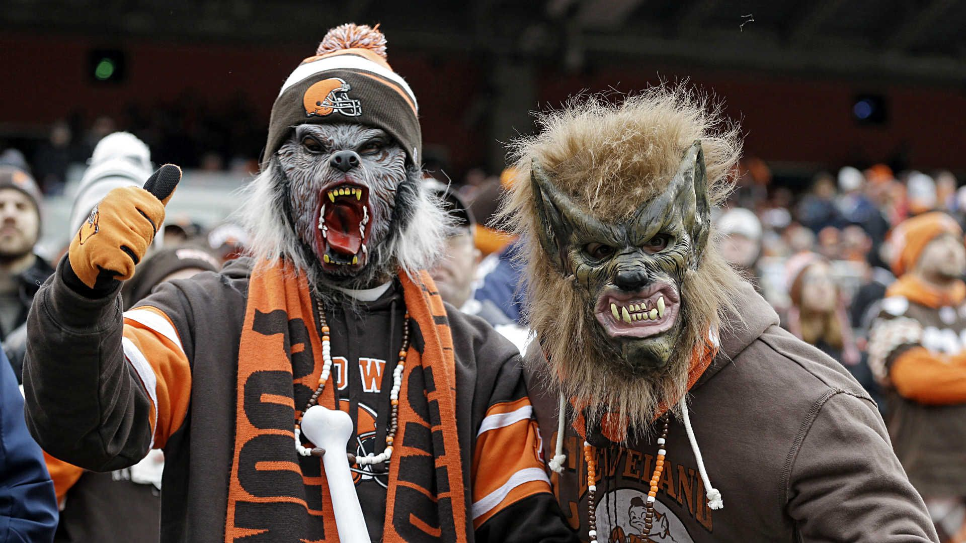 Image result for browns dawg pound