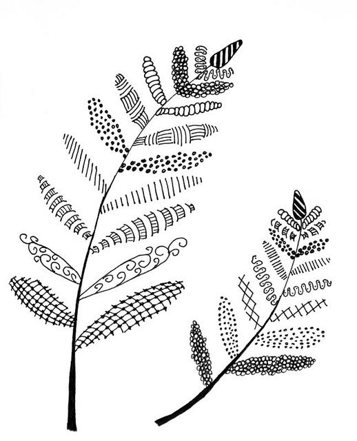 Zentangle 9 fern zentangle doodle y mandalas freezentanglehowtopatterns recent photos the commons getty collection galleries world map app gumiabroncs Images