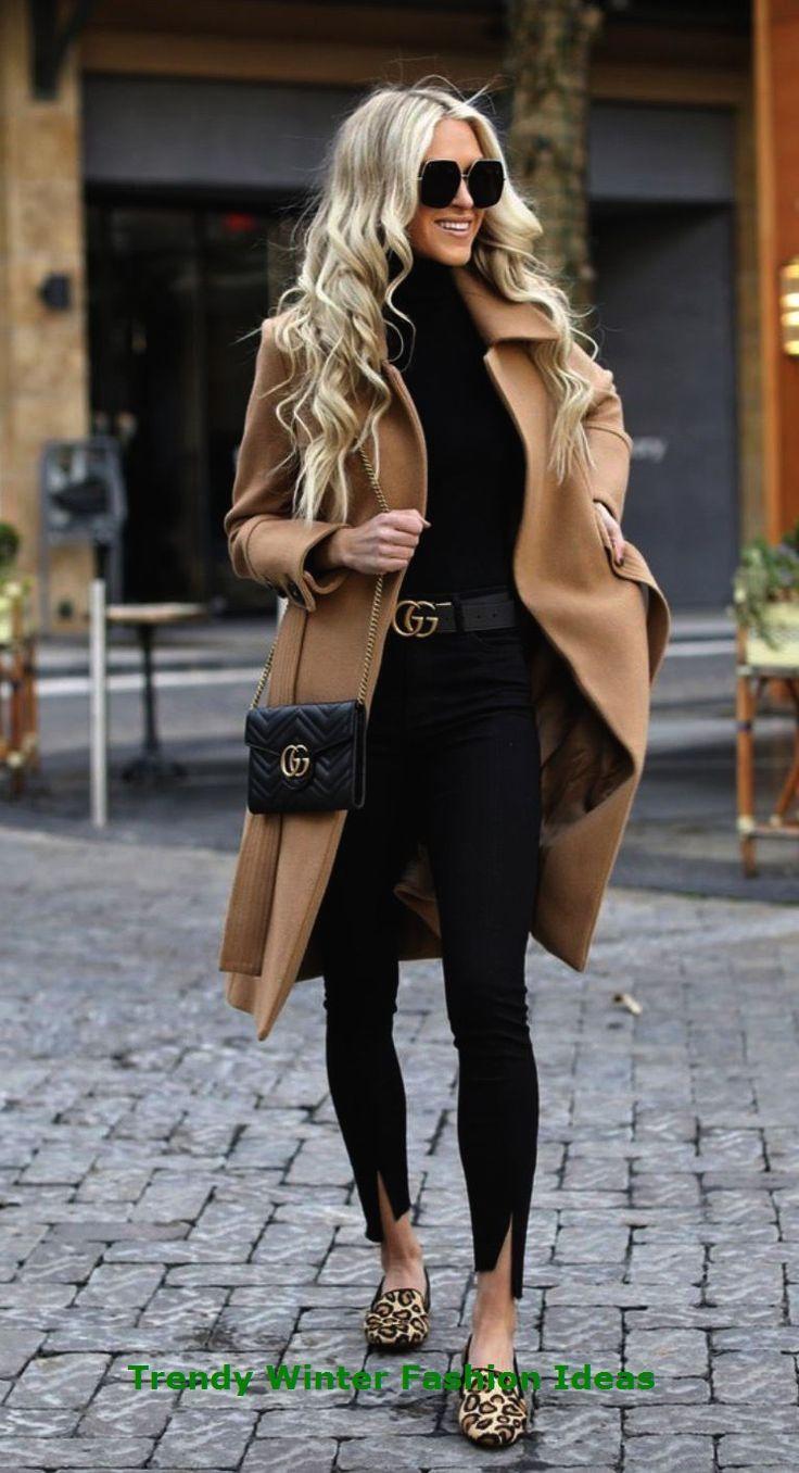 Trendy Winter Fashion Ideas #winter #cloethsforwinter