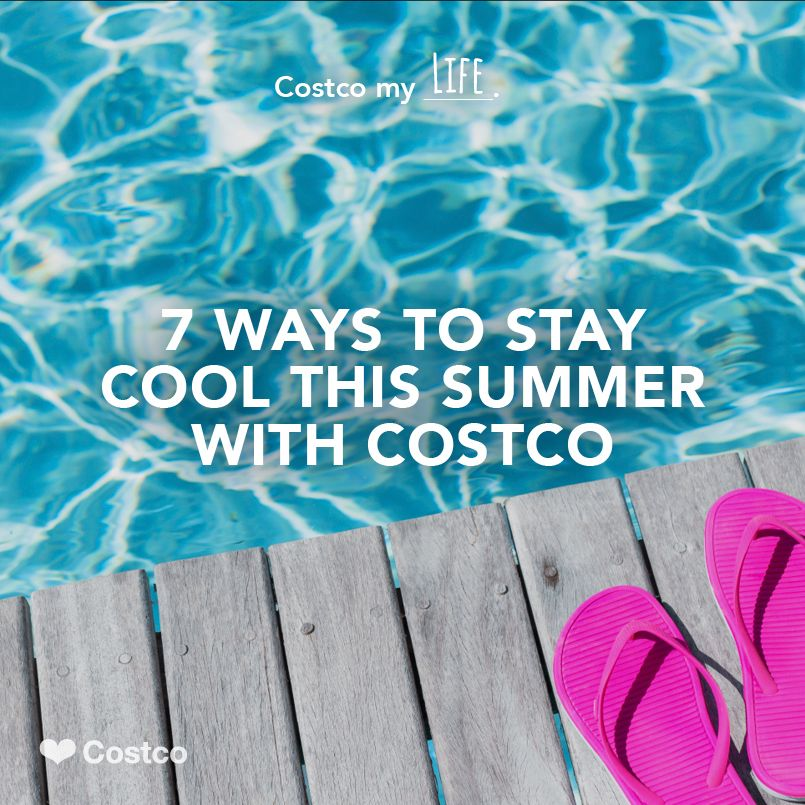 Searching For Ways To Beat The Heat? Click For Some Cool