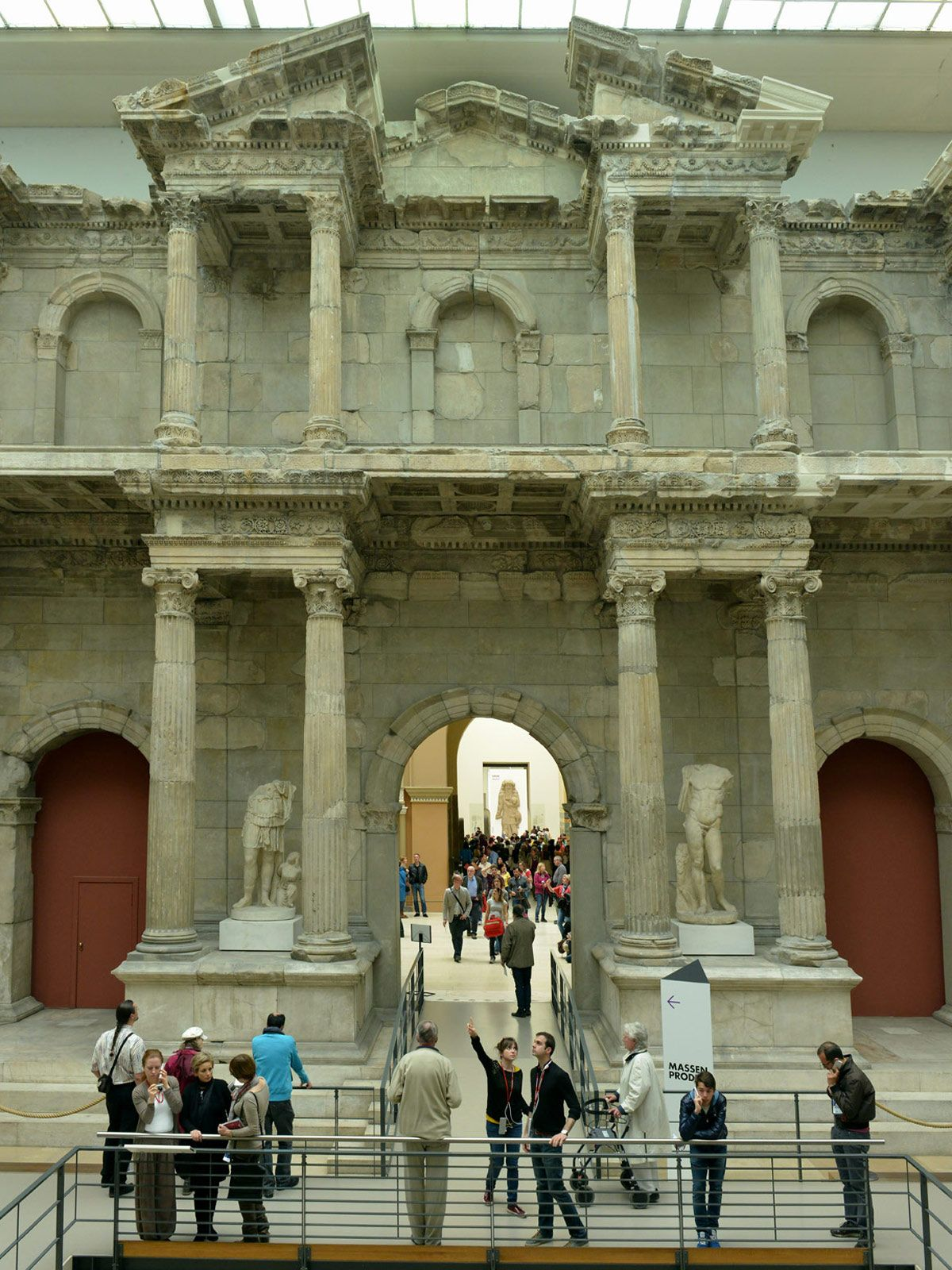 25 Museums You Need To Visit In Your Lifetime Pergamon Museum Pergamon Museum Berlin Museum