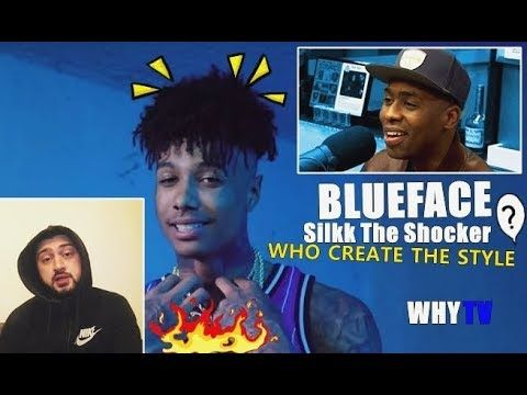 Does Blueface Steal His Style From Silkk The Shocker | WHY