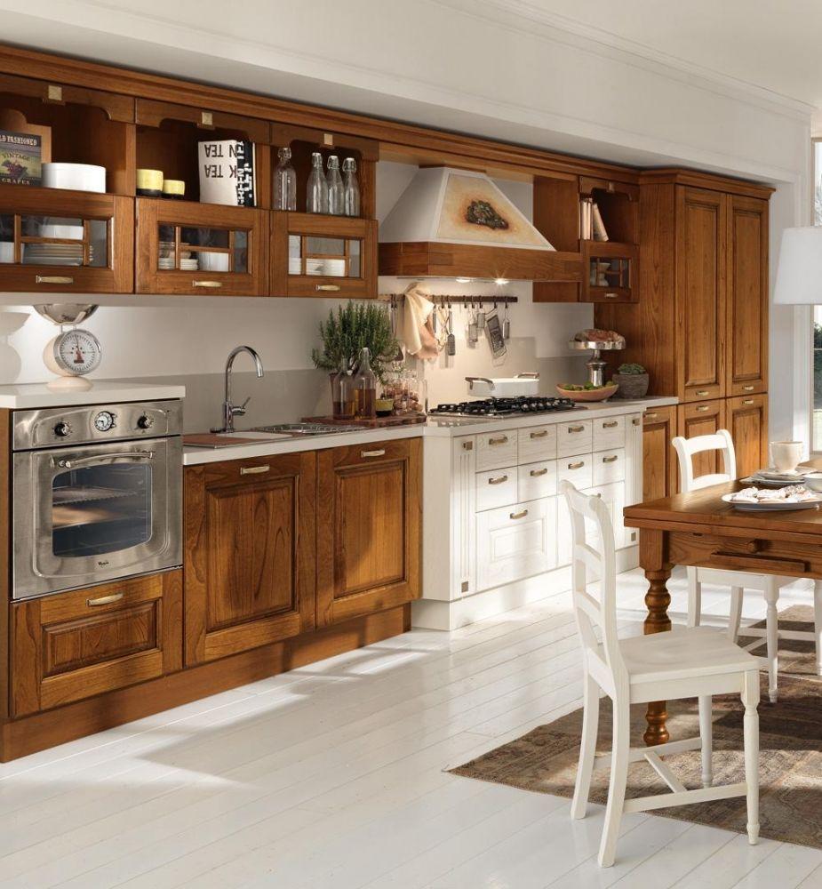 Cucina classica #Lube - modello Laura. #cucine #arredamento #design ...