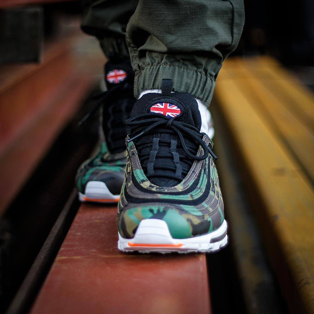 new style 1e093 e9054 Nike Air Max 97 Country Camo UK