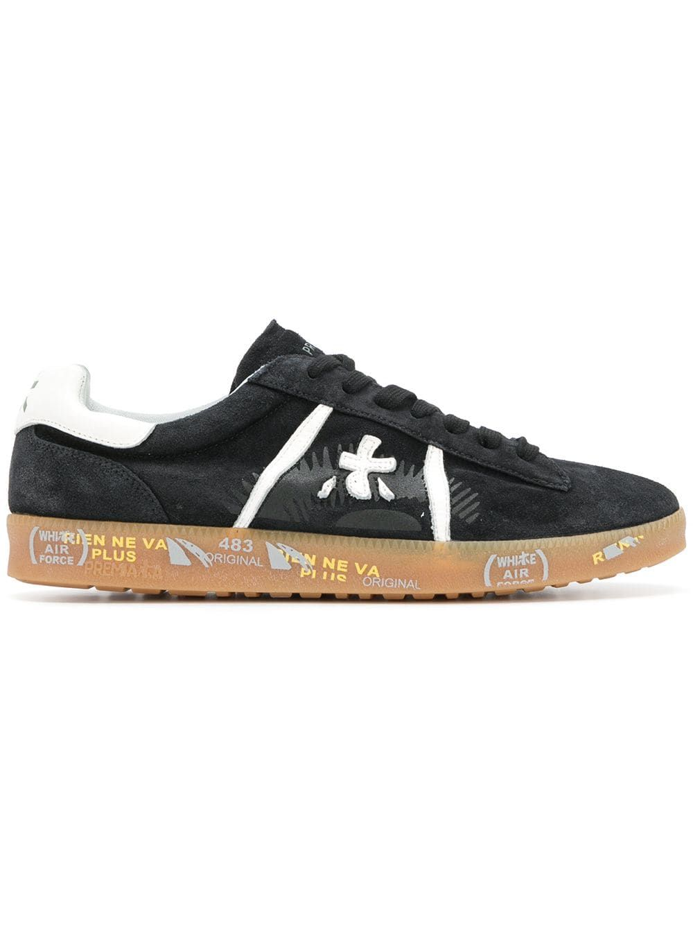 Premiata Andy sneakers Black in 2019 | Products | Sneakers