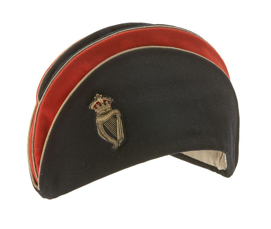 : Field Marshal's Wedge Cap Date: ca. 1900