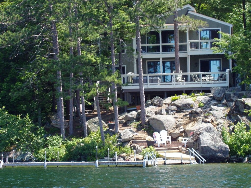 Vrbo Com 113740ha Lakefront Contemporary With Great Views Vacation Rental House Rental Great View
