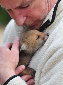 Fisherman risks own life to save baby fox that was being kicked to death by thugs -http://uknw.co.uk/fisherman-risks-own-life-to-save-baby-fox-that-was-being-kicked-to-death-by-thugs/…