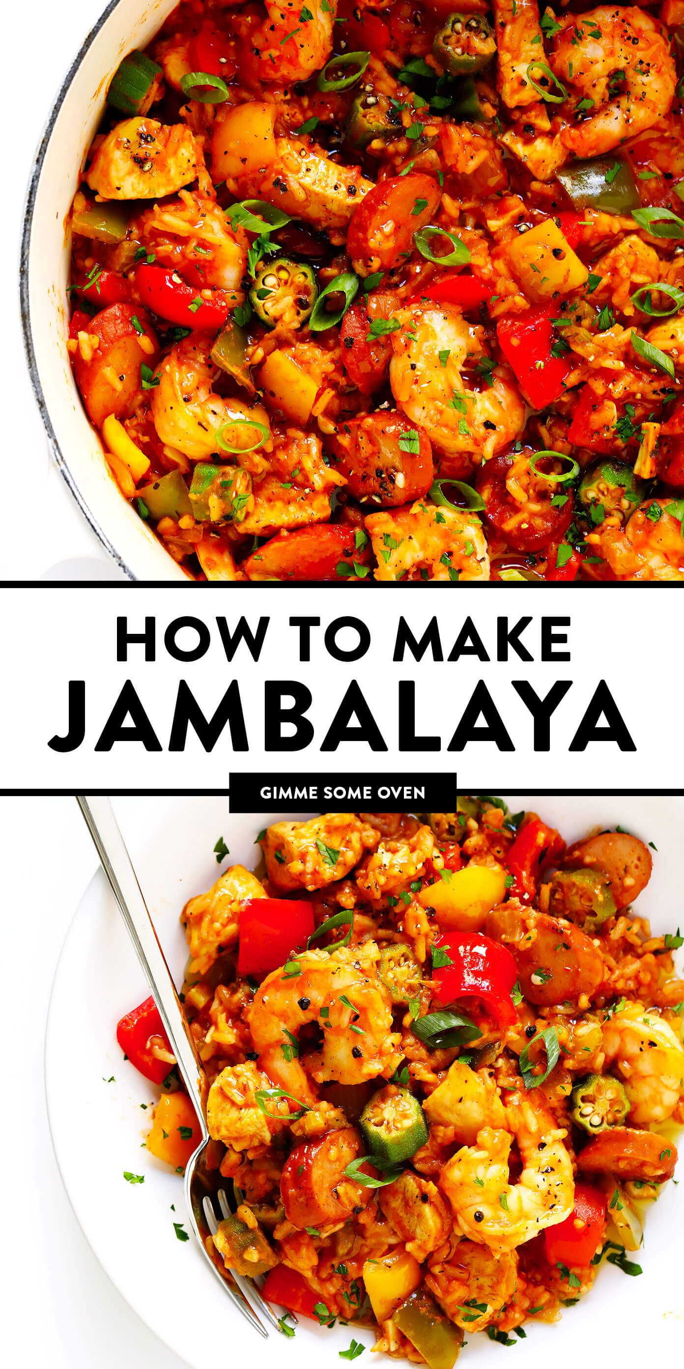Jambalaya Recipe Food Jambalaya Recipe Best Jambalaya Recipe Cooking Recipes