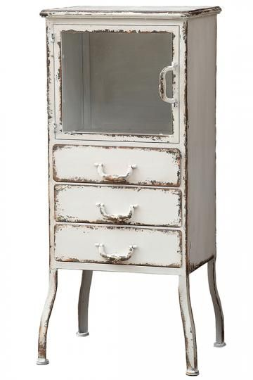Rosalie Metal Cabinet Bathroom Storage Cabinets Homedecorators