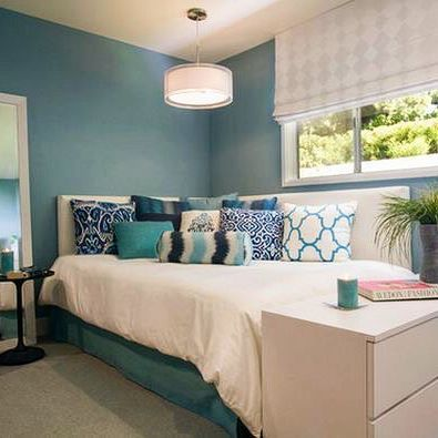 bedroom cornerbed savespace  small room bedroom