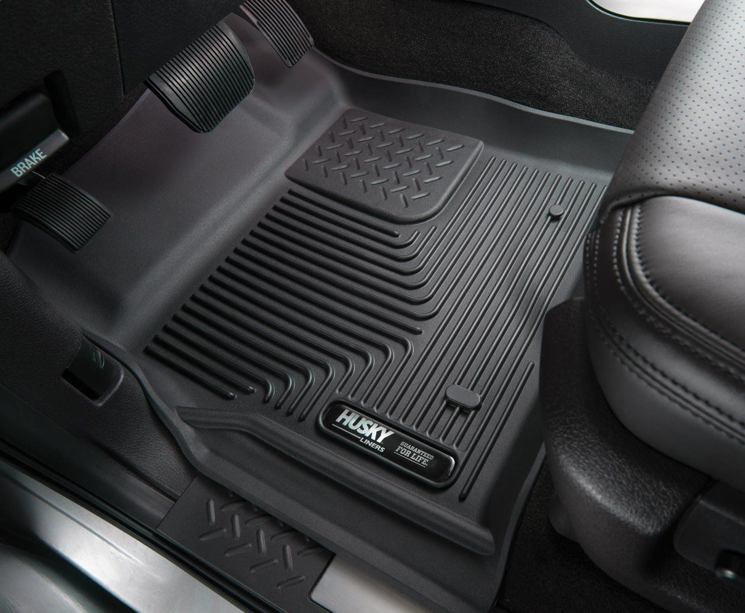 Husky Liners 2nd Seat Floor Liner Fits 0914 F150 Supercab Pickup Continue To The Product At The Image Link This Husky Liners Floor Liners Rubber Floor Mats
