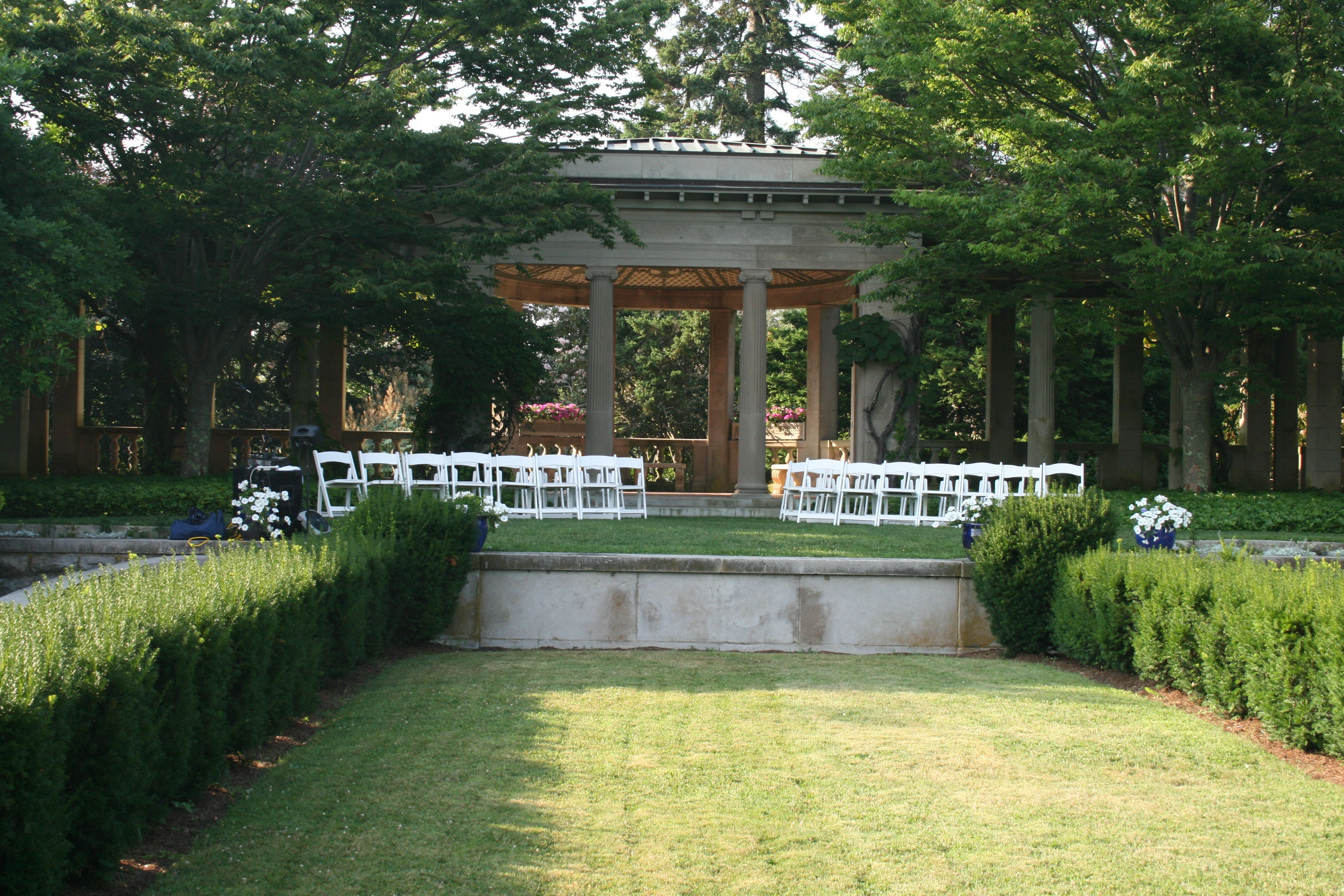 The Pergola At Harkness Park Is Perfect For A Garden Wedding There Is Room For More Than 100 Guests And Your Wed Ceremony Location Park Weddings State Parks