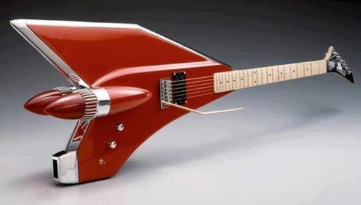 guitare 59 cadillac
