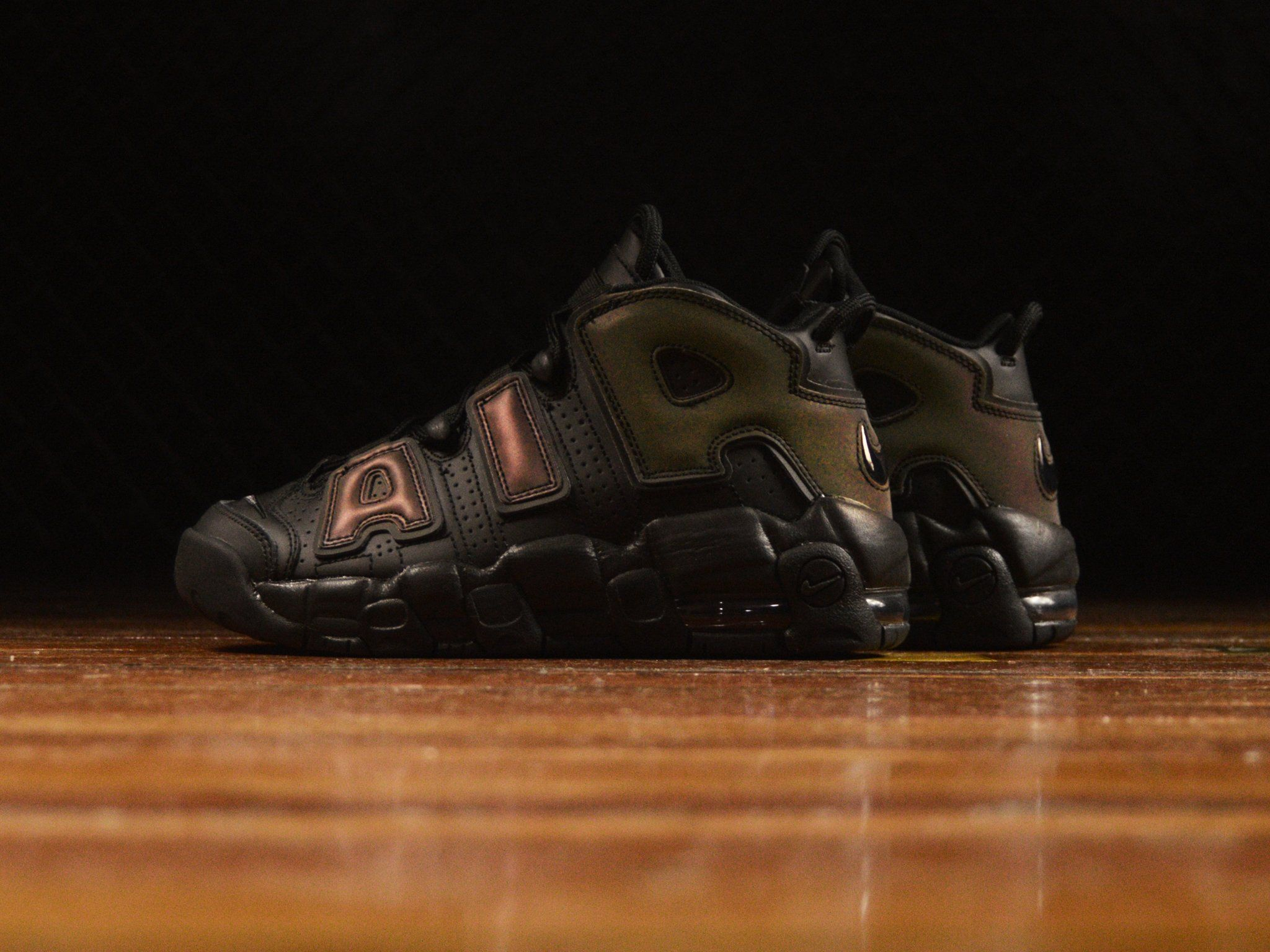 Kid s Nike Air More Uptempo  Reflective   922845-001   d4cfc8cbeb67