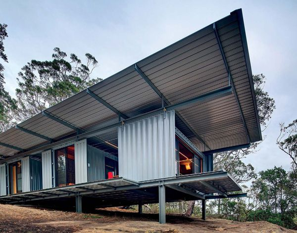 Container House - rural container house - Google Search - Who Else Wants Simple Step-By-Step Plans To Design And Build A Container Home From Scratch?