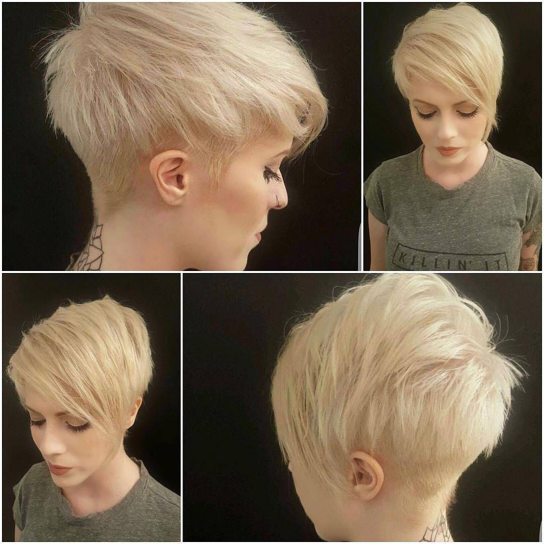 8 trendige kurzhaarfrisuren f r dicke haare short hairstyles pinterest pixie cut pixie. Black Bedroom Furniture Sets. Home Design Ideas