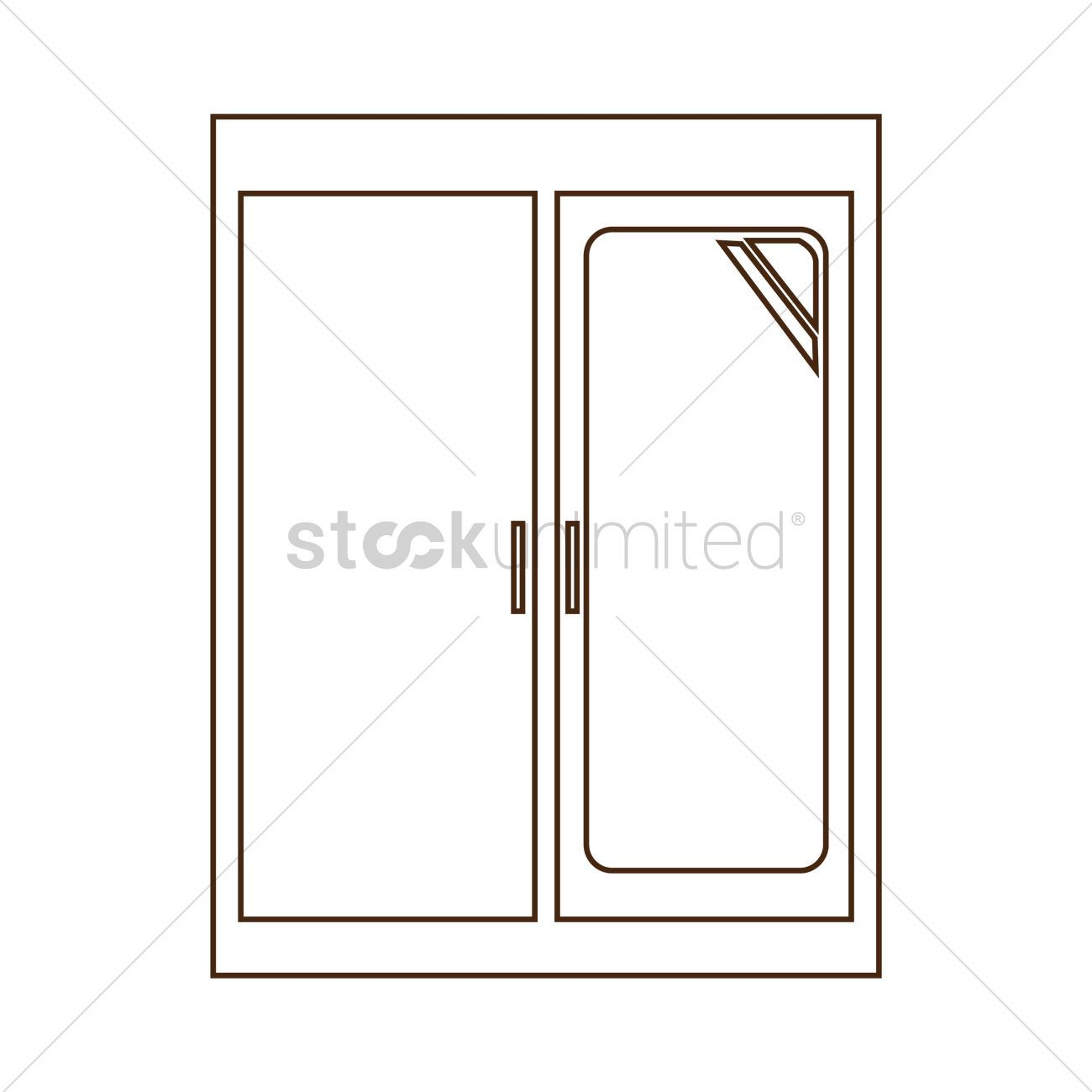 You Don T Have To Be A Designer To Get Awesome Visuals Mirror Vector Clip Art Design