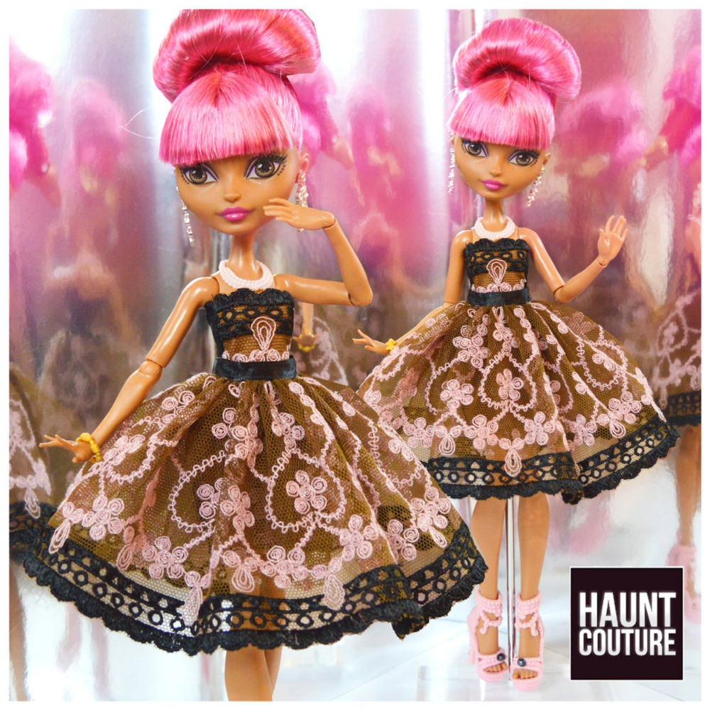 "Fairytale Doll Haunt Couture ""Sweet Confection"" high"
