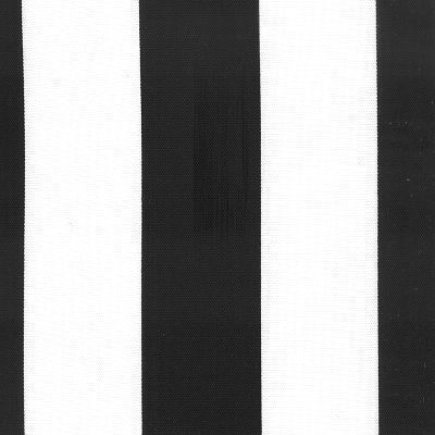 Image Of Ff Black And White Stripe Outdoor Fabric 999 A Yard Free
