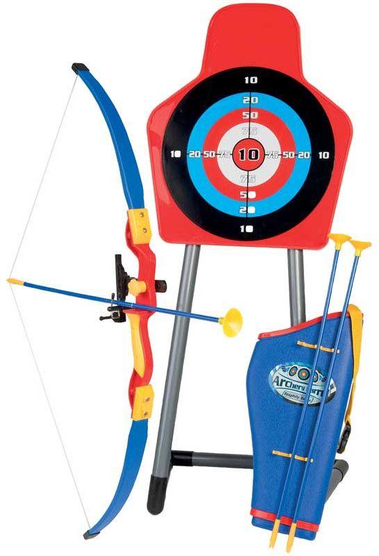 Coffret Super Archerie Avec Cible Arc Flèches A Partir De