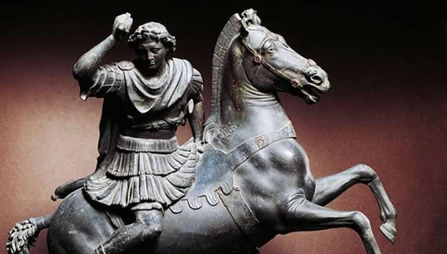 Η ΜΟΝΑΞΙΑ ΤΗΣ ΑΛΗΘΕΙΑΣ: Bουκεφάλας: Το αγαπημένο άλογο του Μεγάλου Αλεξάνδ...