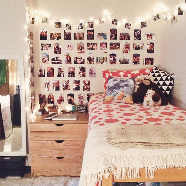 Putting Some Final Touches On My Room Still Another Week Until Classes Start But I Can Already Tell Junior Year Is Dorm Walls Dorm Room Decor Dorm Inspiration