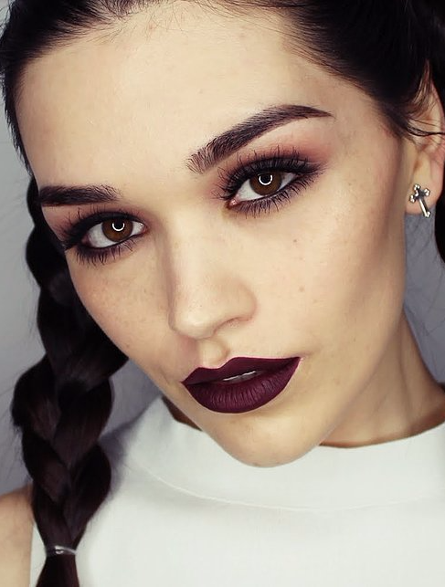 21 Grunge Makeup Tutorials That Prove the '90s Trend Is ...
