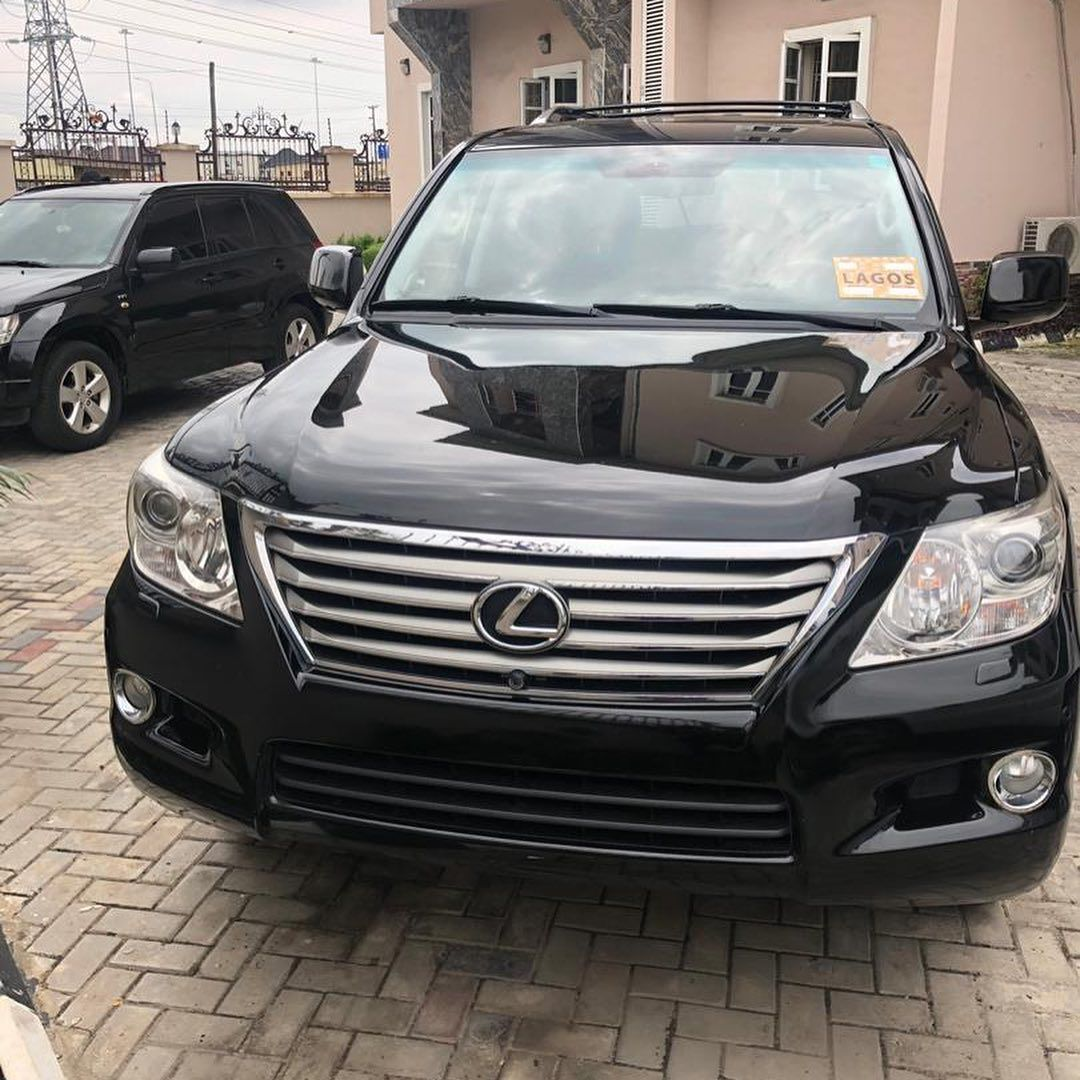 2010 Lexus LX570 For Sale! Location Lagos Price NGN18