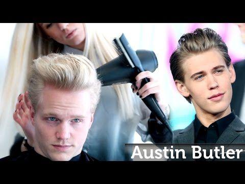 Austin Butler Hairstyle Professional Men S Haircut Style By Slikhaar Tv Professional Mens Haircuts Mens Hairstyles Men Haircut Styles