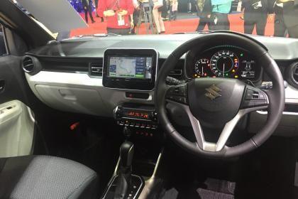New Suzuki Ignis crossover due in 2017 - http://carparse.co.uk/2015/05/12/new-suzuki-ignis-crossover-due-in-2017/