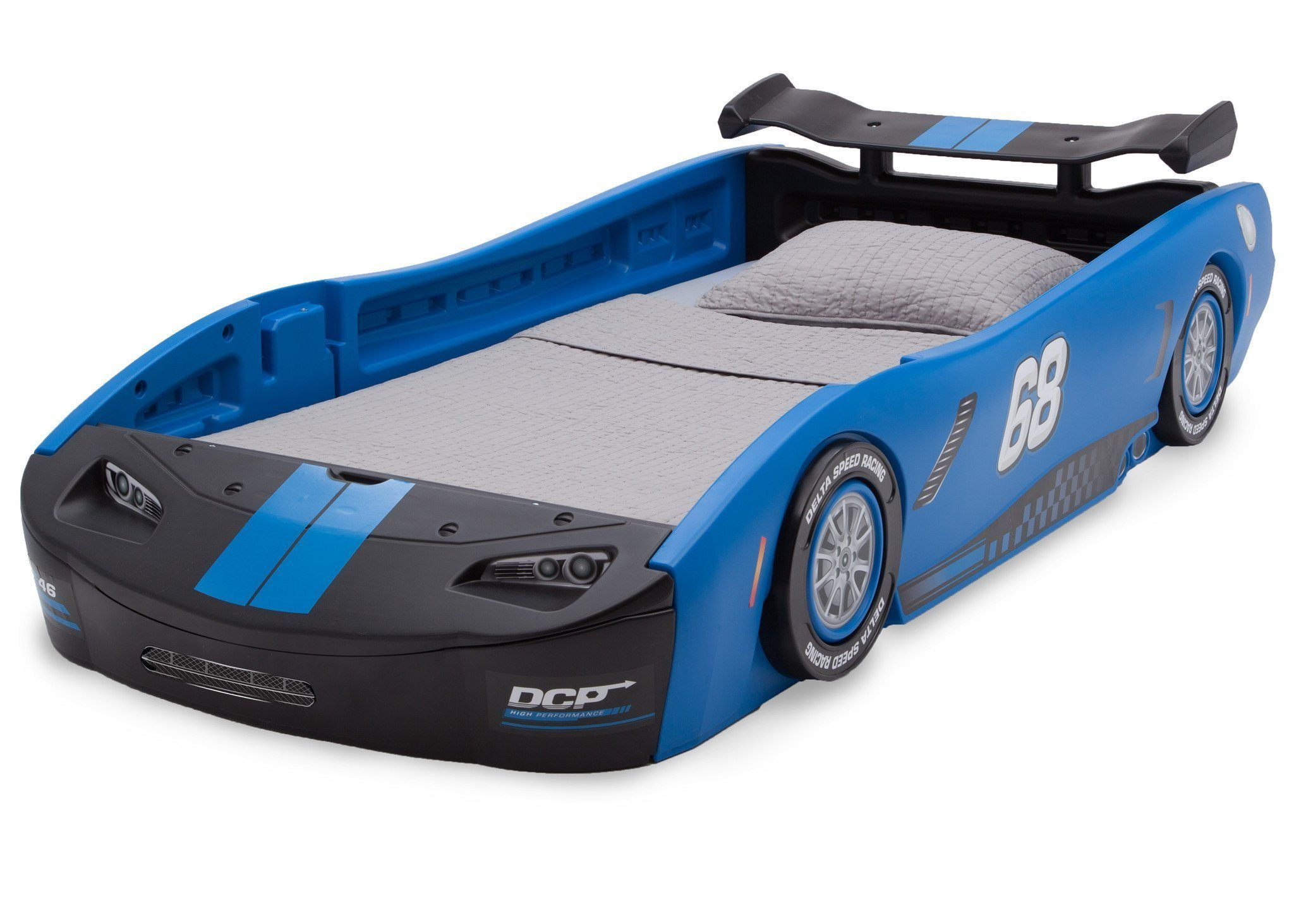 Turbo Race Car Twin Bed Twin Car Bed Car Themed Rooms Car Bed