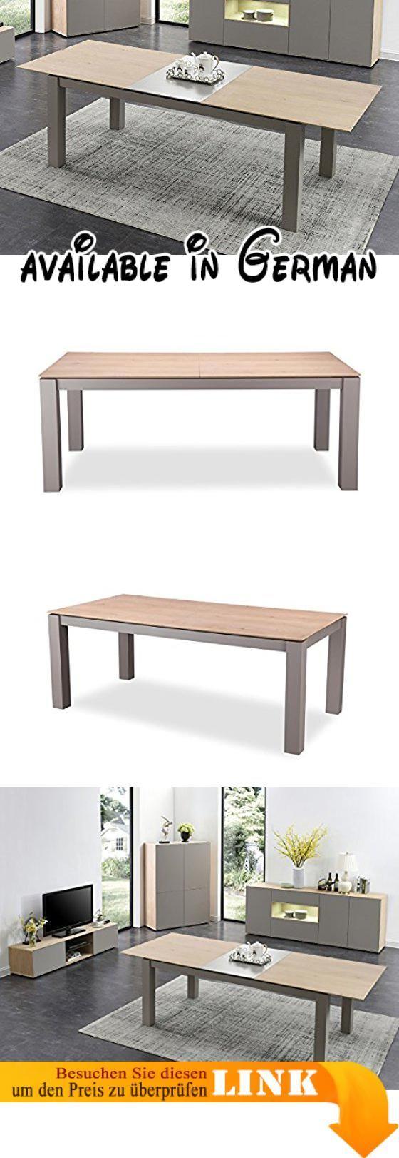 Eitelkeit Großer Esstisch Ausziehbar Galerie Von B078nyldnk : Großer Tisch Mahlzeit Taupe Und